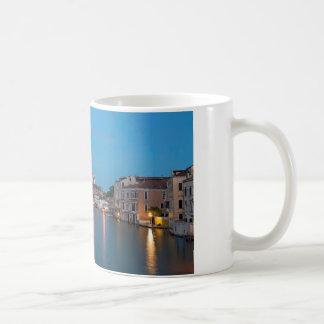 Blue hour Canale Grande Key Chain Classic White Coffee Mug