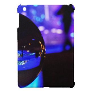 Blue hour through the crystal ball iPad mini case
