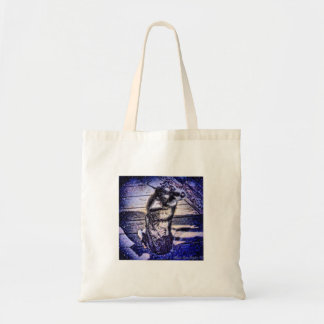 Blue Hue Sled Dog Bag