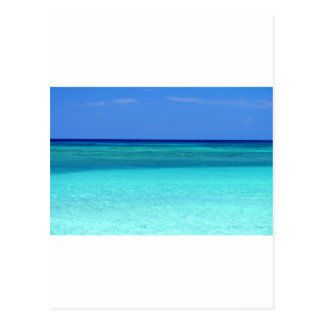 Blue Hues.JPG Postcard