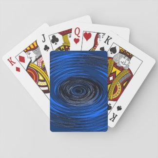 Blue Hurricane Card Decks