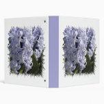 Blue Hyacinth  Binder