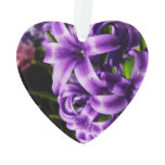 Blue Hyacinth II Spring Floral Ornament