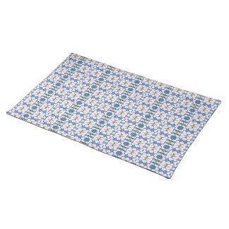 Blue Hyacinth Placemat