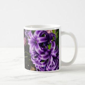 Blue Hyacinths Mug