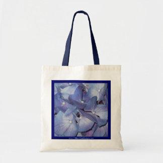 Blue Hydrangea Bag