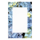 Blue Hydrangea Blossoms Stationery