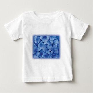 Blue Hydrangea Blossoms Tee Shirts