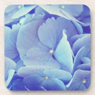 Blue Hydrangea Drink Coaster