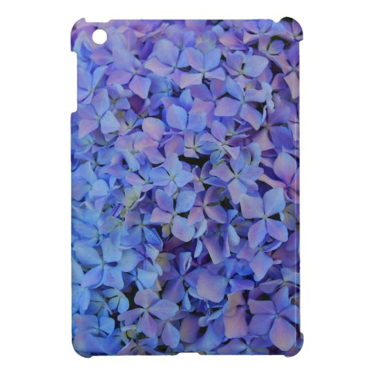 Blue Hydrangea for iPads Case For The iPad Mini