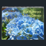 "Blue Hydrangea Garden Calendar Floral Botanical<br><div class=""desc"">Blue Hydrangea Garden CALENDARS, Change the DATE to any Year and Month, HYDRANGEA FLOWERS Calendars, Hydrangeas Flowers Calendar, Gift Calendars, Christmas Gifts, OFFICE ART, Corporate Client Git Calendars, Artwork Calendars, White Pink Purple Blue Hydrangeas, Botanical Floral Flower Wall Calendars, Garden Landscapes. BASLEE TROUTMAN FINE ART COLLECTIONS. Bookmark this site for...</div>"
