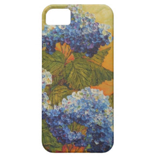 Blue Hydrangea iPhone 5 Case