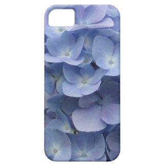 Blue Hydrangea Petals iPhone 5 Cases