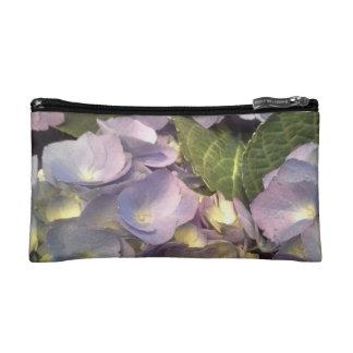 Blue Hydrangeas Cosmetic Bag