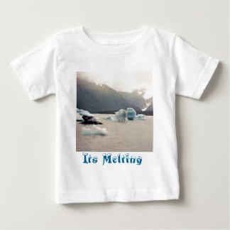 Blue Ice Baby T-Shirt