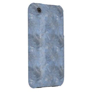 Blue Ice iPhone 3 Cover