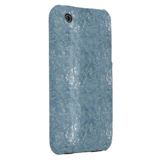 Blue Ice Melting iPhone 3 Covers