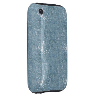 Blue Ice Melting Tough iPhone 3 Cases
