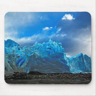 Blue Ice - Perito Moreno Mouse Pad
