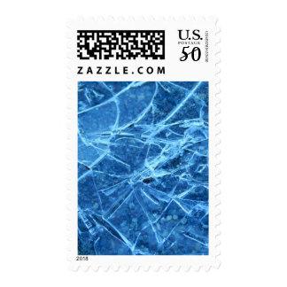 Blue Ice Postage