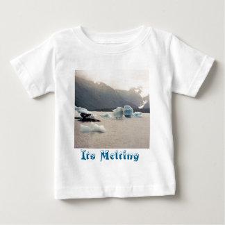 Blue Ice Tee Shirts