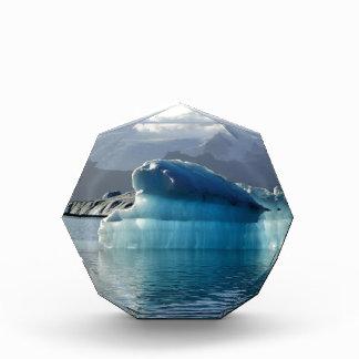 Blue iceberg award
