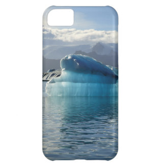 Blue iceberg case for iPhone 5C