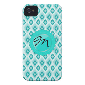 Blue  iKat iPhone 4 Cover