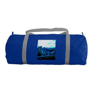 Blue image Sports bag Part 1