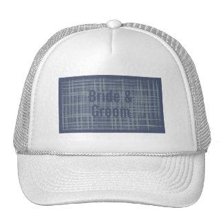Blue Indigo Hat