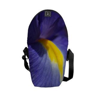 Blue Iris Delight Bag Courier Bags