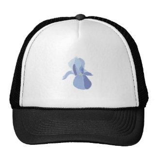 Blue Iris Trucker Hats