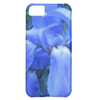 Blue Iris iPhone 5C Covers