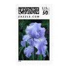 Blue Iris Postage