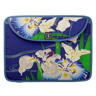Blue Iris Sleeve For MacBook Pro