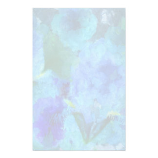 Blue Iris Stationery Paper