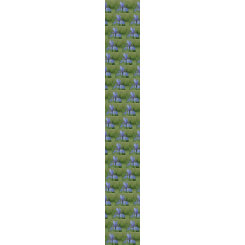 Blue Iris Tie tie