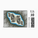 blue islands postage