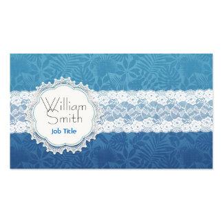 Blue It lassos Business Cards
