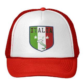 Blue Italia Crest Hat
