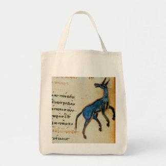 Blue Jackass Bag