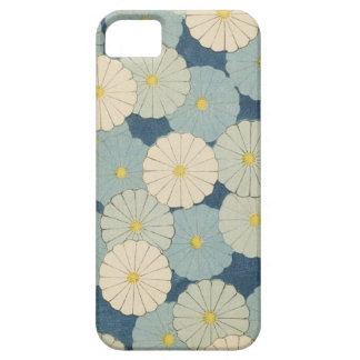 Blue Japanese Blossoms iPhone SE/5/5s Case
