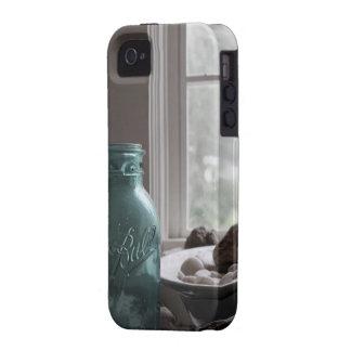 Blue Jar Vibe iPhone 4 Case