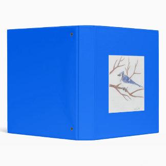 Blue Jay Binder