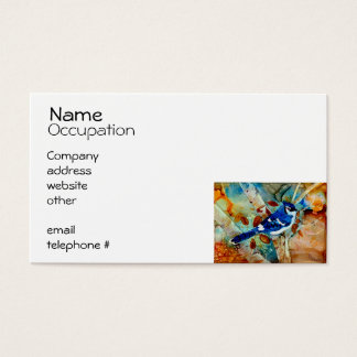 Blue Jay in the Tree Business Card