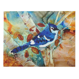 Blue Jay in the Tree Memo Note Pads