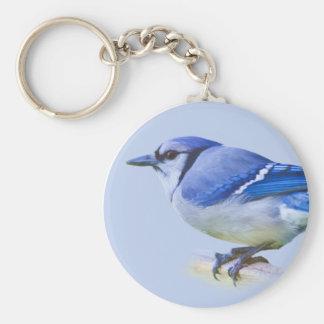 blue Jay Keychain