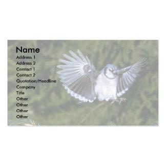 Blue Jay landing Business Card