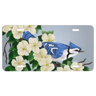 Blue Jay License Plates