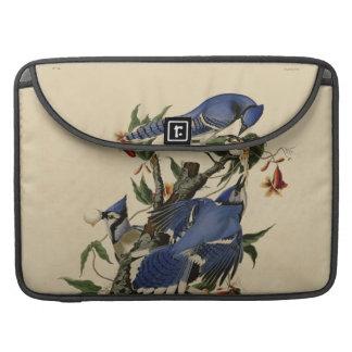 Blue Jay MacBook Pro Sleeve